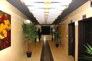 Yanbu Inn Residential Suites, Aparthotels  Yanbu - big - 32