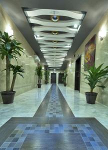 Yanbu Inn Residential Suites, Apartmánové hotely  Yanbu - big - 36