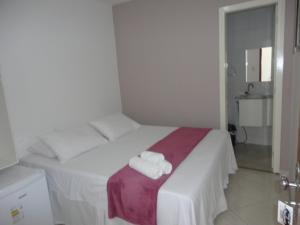 Pousada Pedacinho da Bahia, Гостевые дома  Сальвадор - big - 47
