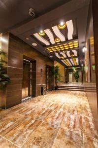 Yanbu Inn Residential Suites, Aparthotels  Yanbu - big - 35