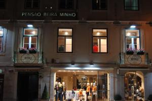 Pensao Beira Minho, Pension in Lissabon