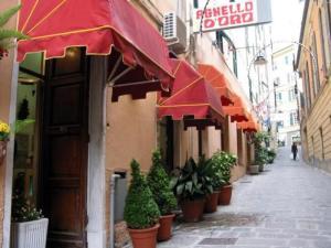 Hotel Agnello d'Oro Genova - AbcAlberghi.com