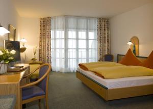 Hotel Landgasthof Hohenauer Hof, Hotels  Hohenau - big - 23
