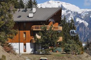 Balcon des Alpes - Apartment - Anzère