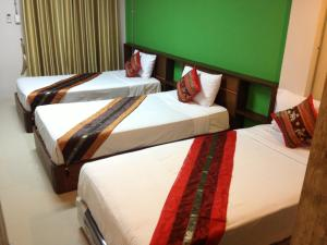 City Ratsada Apartment, Hotels  Lampang - big - 52