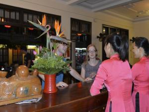 Huy Hoang River Hotel, Hotels  Hoi An - big - 43