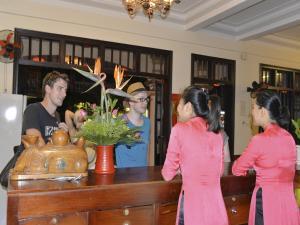Huy Hoang River Hotel, Hotels  Hoi An - big - 44