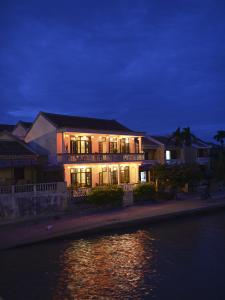 Huy Hoang River Hotel, Hotels  Hoi An - big - 24