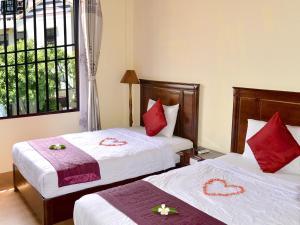 Huy Hoang River Hotel, Hotels  Hoi An - big - 37