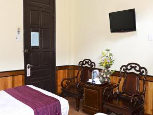 Huy Hoang River Hotel, Hotels  Hoi An - big - 58