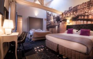 فندق أسكوت أوبرا - باريس