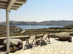 Yakinthos Residence, Apartmánové hotely  Panormos Mykonos - big - 32