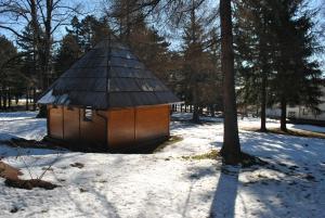 Brvnara Zlatibor, Horské chaty  Zlatibor - big - 8