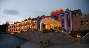 Mouzaki Hotel & Spa - Mesorráchi