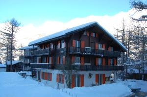 Chalet Delphin - Apartment - Saas-Fee