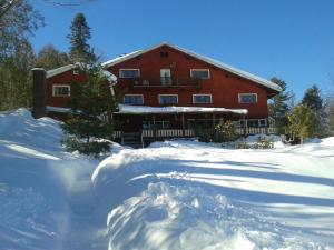 Auberge The Parker's Lodge Inn - Hotel - Val-David