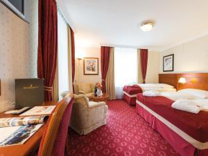 Hotel Salzburger Hof, Hotel  Bad Gastein - big - 29