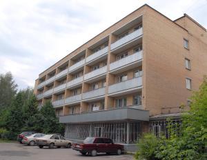 Гостиница На Институтской