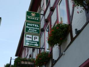 Hotel Deutsche Eiche - Hardegsen