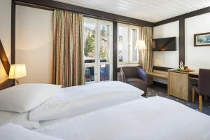Derby Swiss Quality Hotel, Отели  Гриндельвальд - big - 36