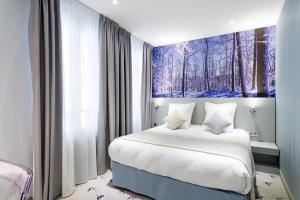 Jardins de Montmartre, Отели  Париж - big - 18