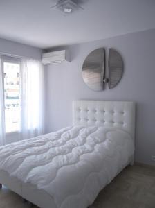 Apartement Maréchal Gallieni, Apartmány  Cannes - big - 10