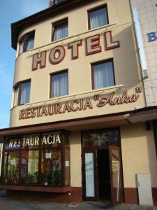 Hotel Anka - Alt Tucheband