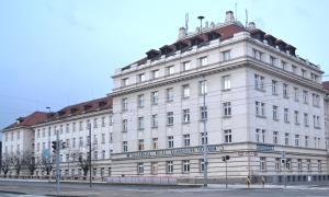 Отель Masarykova Kolej, Прага