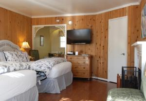 Carmel Garden Inn, Bed & Breakfast  Carmel - big - 2