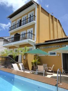 Hotel Casa do Amarelindo, Hotel  Salvador - big - 43