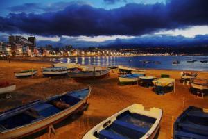 Pensión Sea of Clouds, Hostels  Las Palmas de Gran Canaria - big - 39