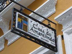 Hotel Casa do Amarelindo, Hotely  Salvador - big - 59