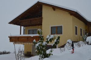 Haus Margit, Homestays  Schlierbach - big - 25