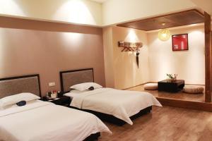 Chengdu Folk Inn- Software Park, Hostelek  Csengtu - big - 14