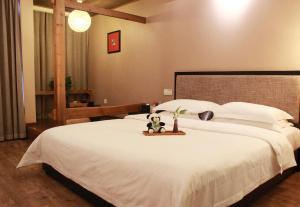 Chengdu Folk Inn- Software Park, Hostelek  Csengtu - big - 6
