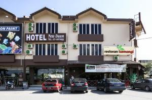Auberges de jeunesse - New Dawn Hotel