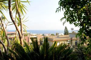 Terrazza Pavone, Apartmanok  Aci Castello - big - 8