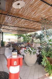 Terrazza Pavone, Apartmanok  Aci Castello - big - 13