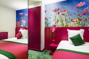 Jardins de Montmartre, Отели  Париж - big - 28