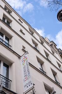 Jardins de Montmartre, Отели  Париж - big - 16