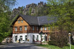 Hotel Gondelfahrt - Kurort Jonsdorf