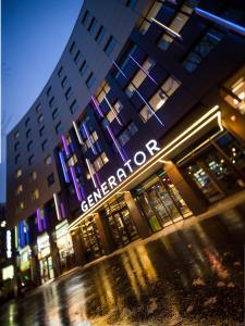 Location gîte, chambres d'hotes Generator Paris dans le département Paris 75