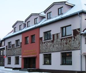 Accommodation in Karolinka