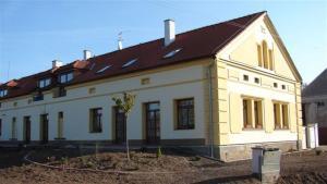 Pension Smetanuv statek - Chmelovice