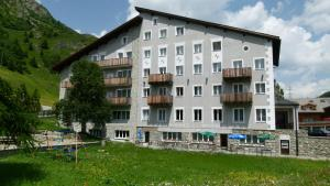 Accommodation in Bivio