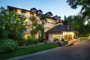 Eurasia Chiang Mai Hotel, Hotels  Chiang Mai - big - 1