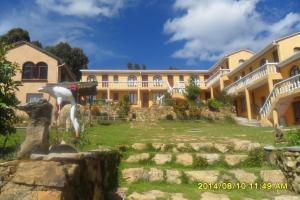 Hotel Imperio del Sol, Отели  Комунидад-Юмани - big - 34
