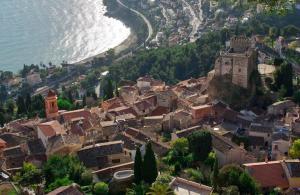 Les Deux Frères, Hotel  Roquebrune-Cap-Martin - big - 31