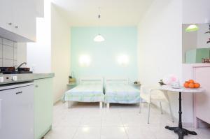 Galazia Studios, Aparthotely  Naxos - big - 10