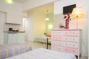 Galazia Studios, Aparthotely  Naxos - big - 35